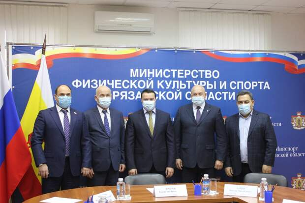Президентом ВК «Рязань» стал Андрей Глазунов