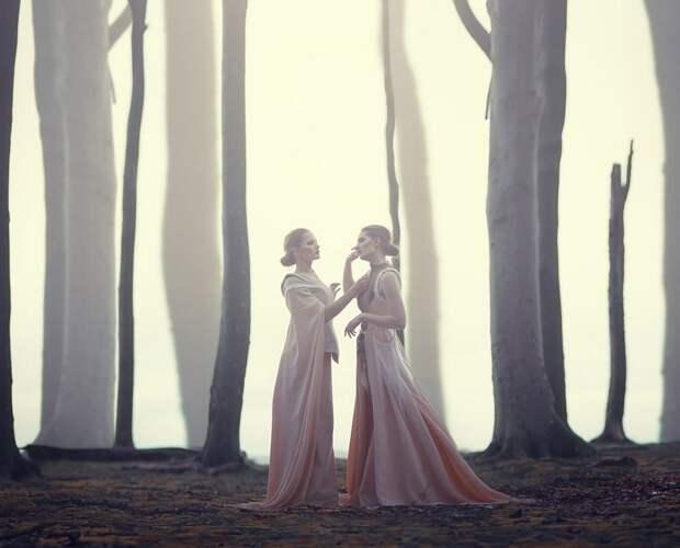 Сказочные и мистические образы на снимках СиныДомке