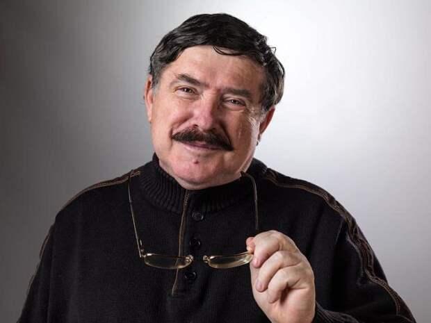 Борис Бурда. / Фото: www.golos.io