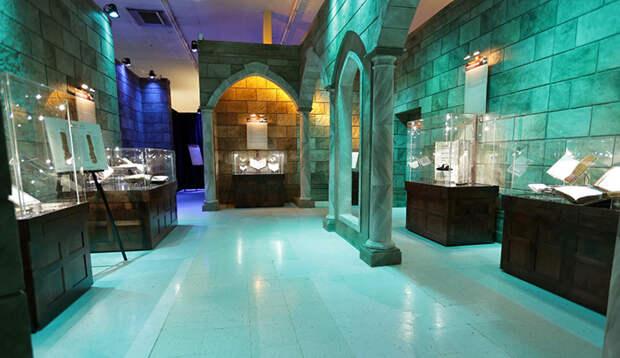 Музей Библии обошёлся создателям в 500 миллионов долларов.