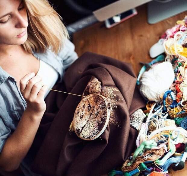 Вышивки Лизы Смирновой
