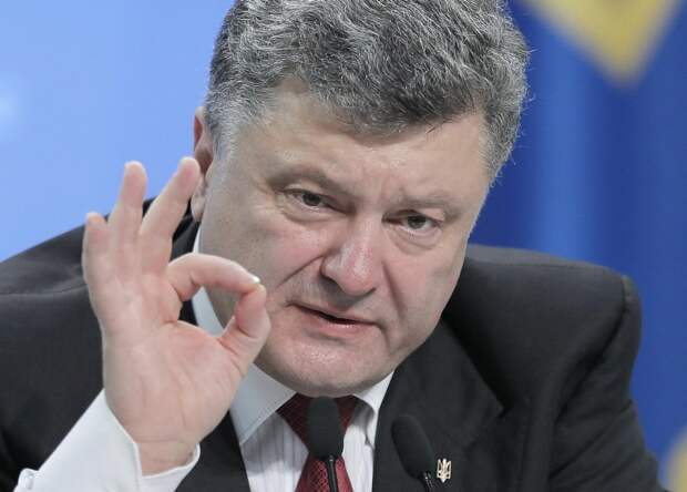 Порошенко назвал условие «безусловного прекращения огня» на Донбассе