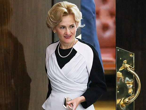Путин исключил Яровую из Совета по борьбе с коррупцией