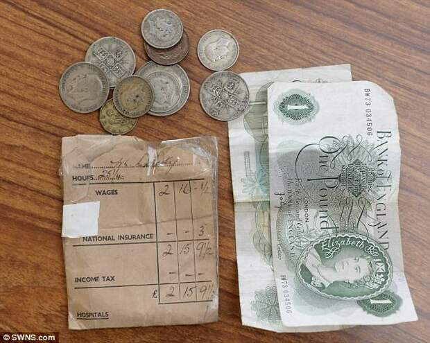 15-летний подросток отдал маме первую зарплату и нашел ее в ящике через 62 года