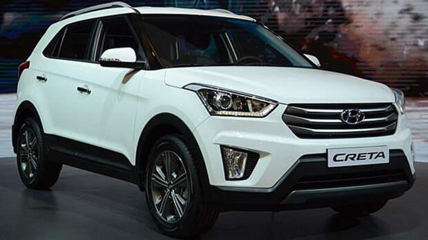 Производство нового Hyundai Creta началось в России