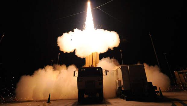Американский противоракетный комплекс. Архивное фото