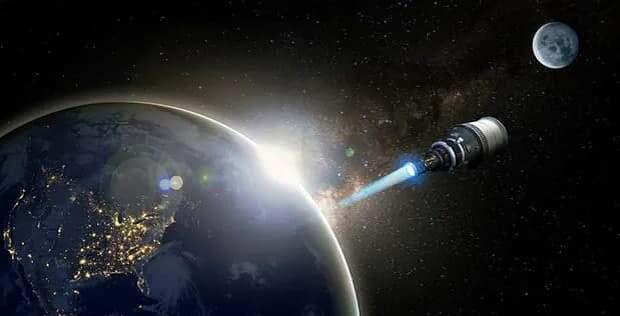США намерены запустить боевые космические корабли с ядерными двигателями к 2025 году