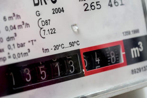 Россиян предложили штрафовать за отказ ставить счетчик газа