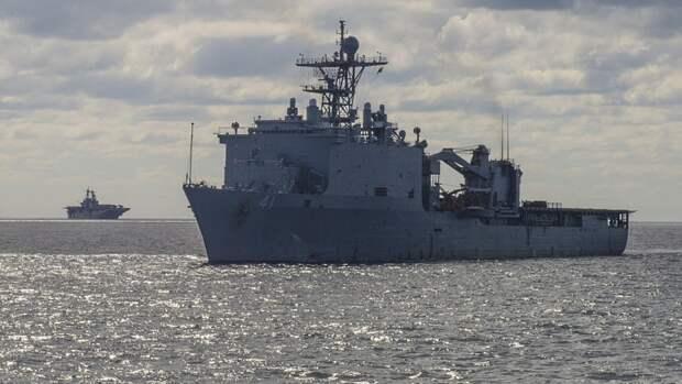 Капитан 1-го ранга Дандыкин: спокойные дни для ВМС США закончились из-за ВМФ России