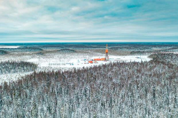 Южно-Приобское месторождение Газпром нефти
