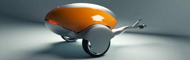 Nomadic Power представила проект аккумуляторного прицепа.