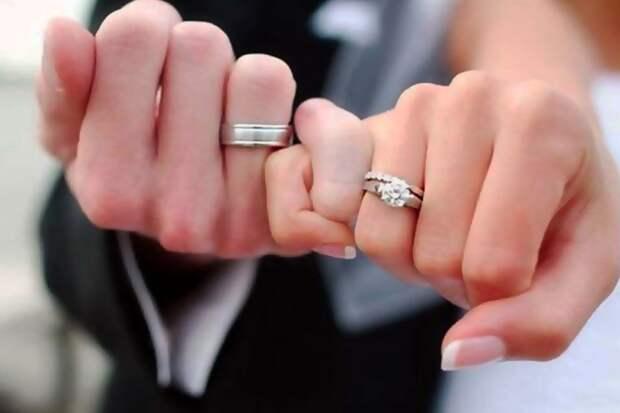 Почему в одних странах обручальное кольцо носят на левой руке, а в других на правой