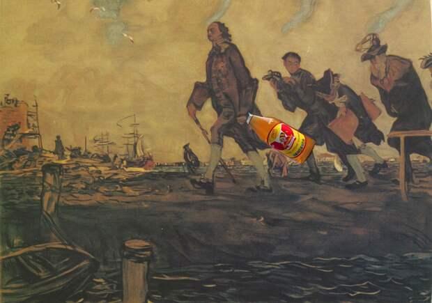 История газировки в России