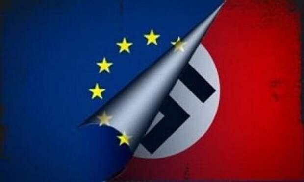 лидер Партии Незавиcимоcти Великобритании (UKIP) Найджел Фарадж-У ЕВРОСОЮЗА КРОВЬ НА РУКАХ В СВЯЗИ С УКРАИНСКИМ КРИЗИСОМ