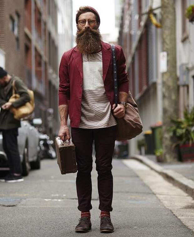 Борода это символ