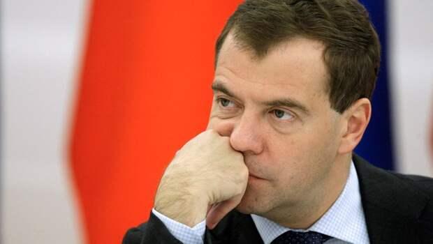 ПОСТ ДМИТРИЯ МЕДВЕДЕВА О ПОБЕДЕ СБОРНОЙ РОССИИ ПОЛУЧИЛ МАССУ ГНЕВНЫХ ОТКЛИКОВ
