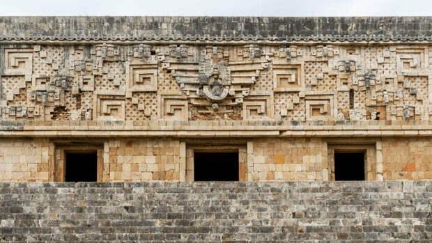 Археологические раскопки Ушмаля, Юкатан, Мексика. \ Фото: twitter.com.