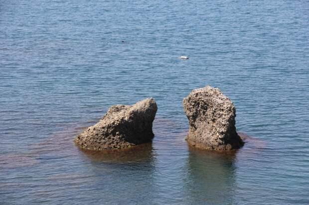 «Настоящий Крым давно ушел под воду?»