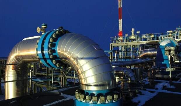 На51,4% упали доходы «Газпрома» отэкспорта газа за7 месяцев 2020