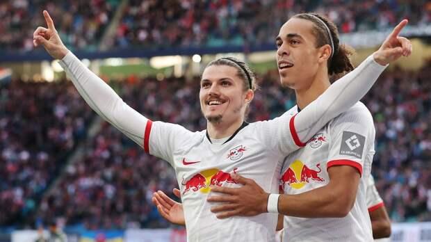 Капитан «Лейпцига»: «Сейчас кажется, что у нас нет шансов в ответном матче с «Ливерпулем»