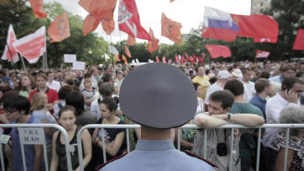 """Митинг в поддержку арестованных по """"болотному делу"""""""