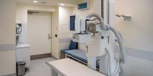 Больницы и поликлиники Москвы получили уже 50% оборудования по контрактам жизненного цикла Фото: М. Мишин mos.ru