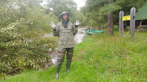 национальный парк бикин природа комары