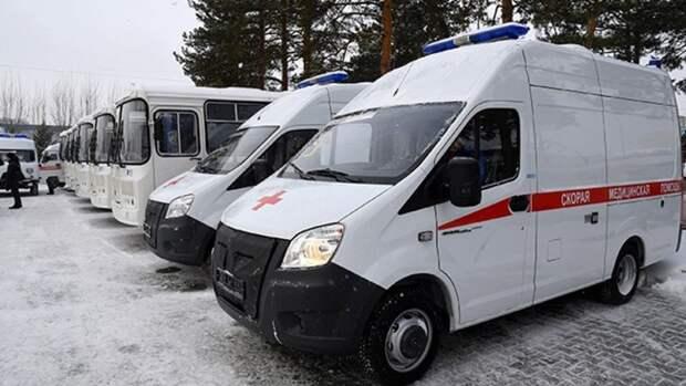 Медицинские исоцслужбы Омской области получат бесплатное топливо