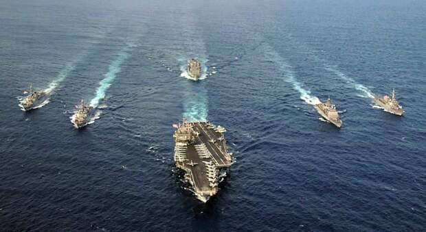 Огромные силы авиации и флота: армия США готовится к масштабному удару по Китаю