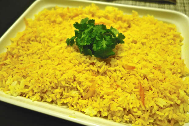 Райский рис на вашей кухне