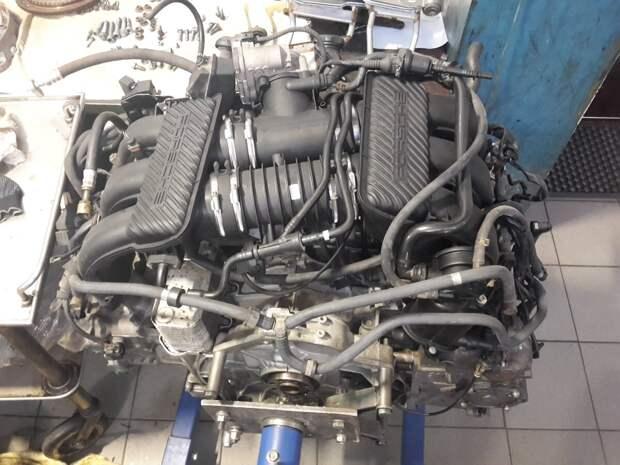 Что такое капитальный ремонт двигателя автомобиля?
