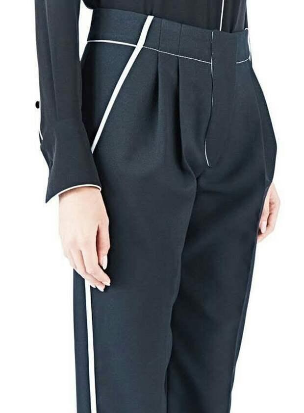 Детали брюк