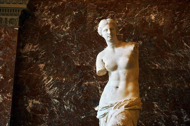 «Страсти по Афродите»: 200 лет со дня обнаружения Венеры Милосской