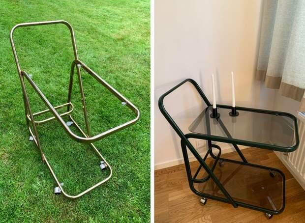 20+ случаев, когда старую мебель преобразили до неузнаваемости за копейки