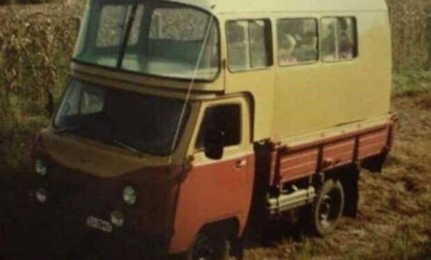 Сельский тюнинг: старая «девятка» на гусеницах и еще 7 машин, на которые все оглядываются