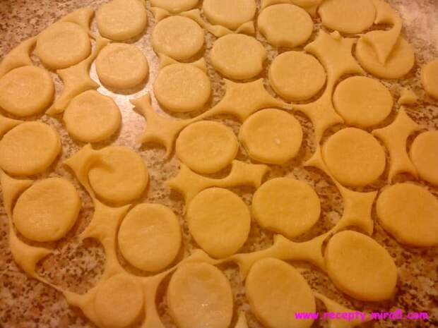 Печенье на сметане: очень вкусно и просто. 3