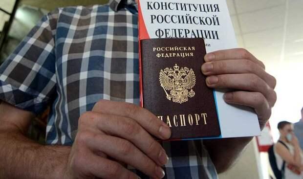 В МИД РФ ответили на упреки Зеленского по поводу выдачи паспортов