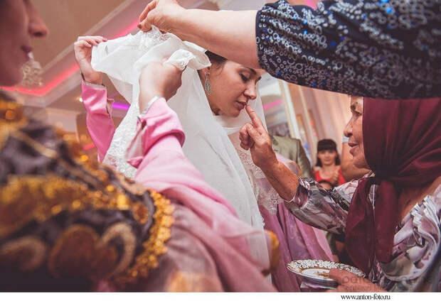 Как проходила свадьба у черкесов на Балканах