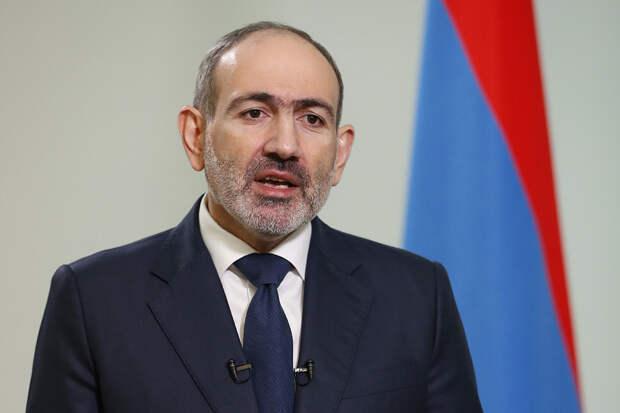 Пашинян назвал главного ответственного за ситуацию в Карабахе
