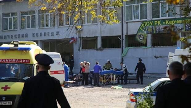 В Керчи семьи погибших в политехническом колледже получат по 1 млн рублей