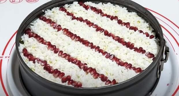Салат «Искушение» к любому празднику! Роскошное блюдо из ресторана