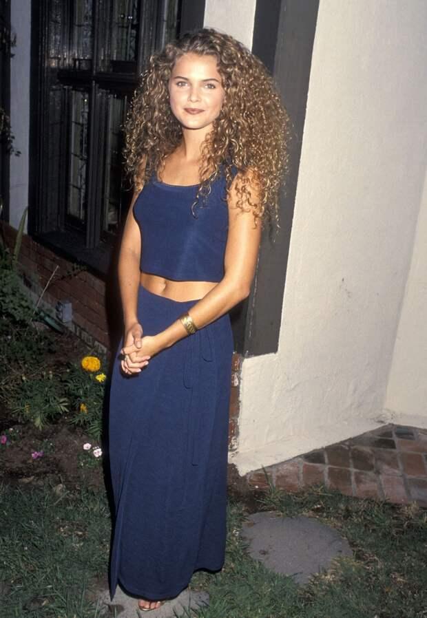 21 фото шикарных женщин 90-х — в эпоху до Фотошопа и «пластики»