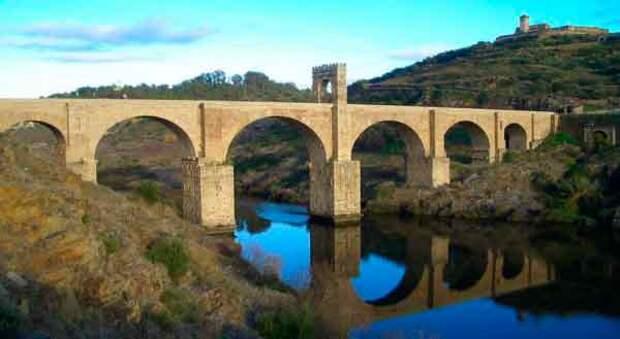 О римском мосте на Северном Кавказе
