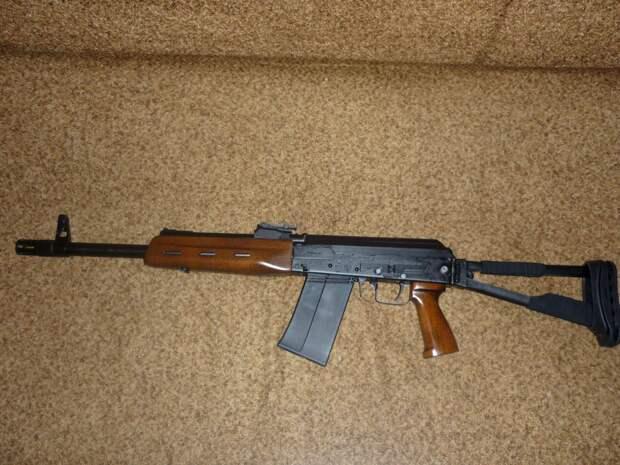 Сайга 12 – охотничье автоматическое ружье на базе автомата Калашникова