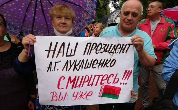 Голос Мордора: Сакральная жертва – последний козырь беломайдана