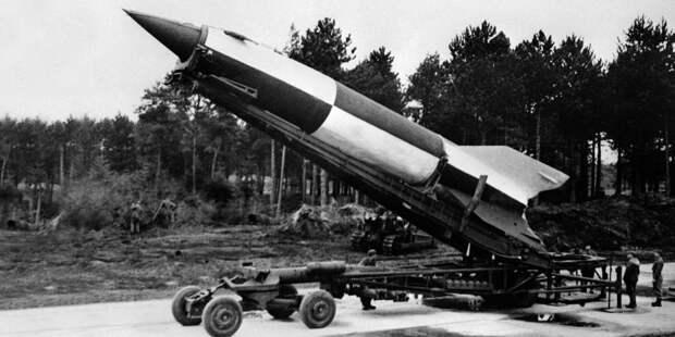 До Ким Чен Ына и аятолл. Первая ракетная угроза — гитлеровские V2
