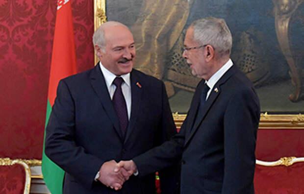 Лукашенко опозорился в Австрии и спровоцировал новый политический кризис