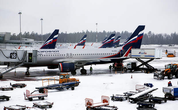 «Аэрофлот» сообщил об исчерпании субсидий на полеты на Дальний Восток