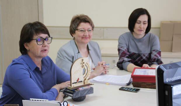 НаIфоруме «Точка роста» обсудили образование всельских школах Оренбуржья