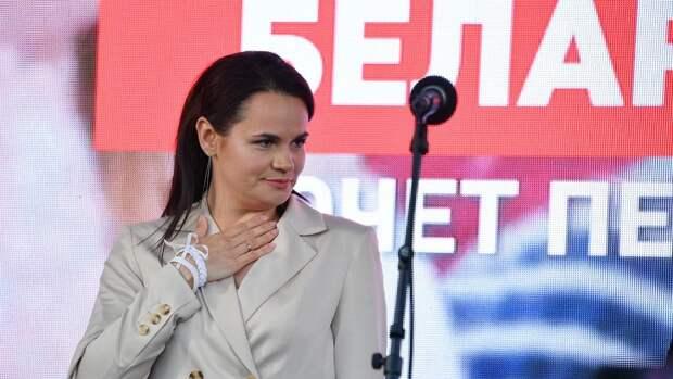 5 смелых цитат Светланы Тихановской о Лукашенко и предстоящих выборах
